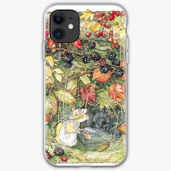 Primrose at the entrance to the tunnels iPhone Soft Case