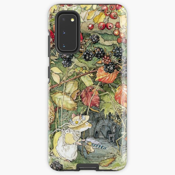 Primrose at the entrance to the tunnels Samsung Galaxy Tough Case