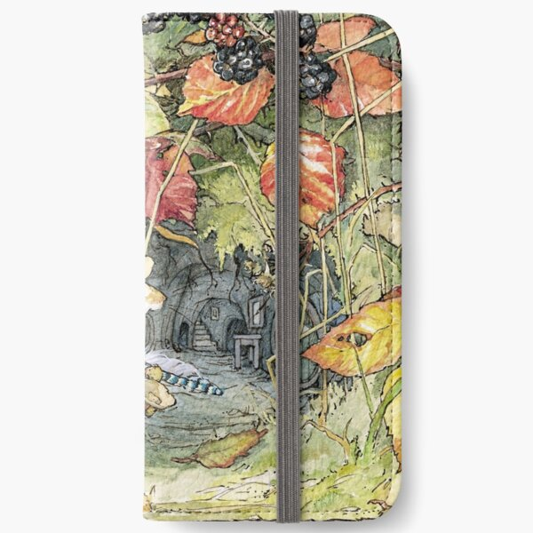 Primrose at the entrance to the tunnels iPhone Wallet