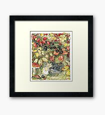 Primrose at the entrance to the tunnels Framed Print