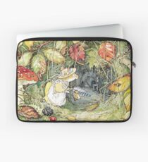 Primrose at the entrance to the tunnels Laptop Sleeve