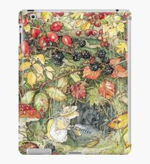 Primrose at the entrance to the tunnels iPad Case/Skin