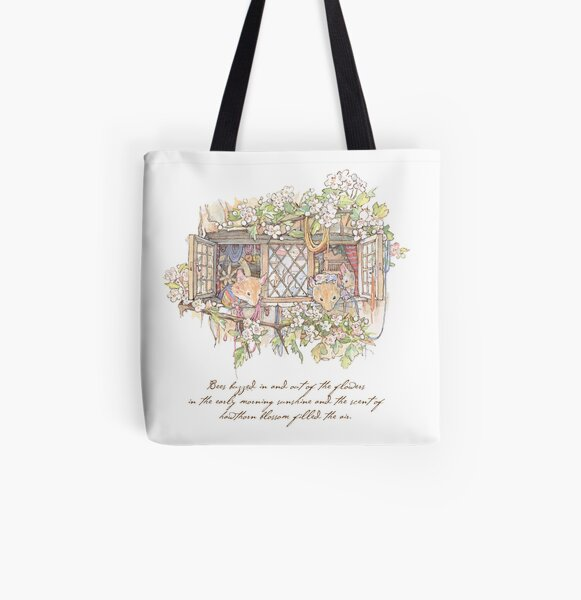 The Weavers All Over Print Tote Bag