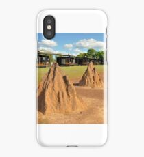 Termite Mounds iPhone Case/Skin