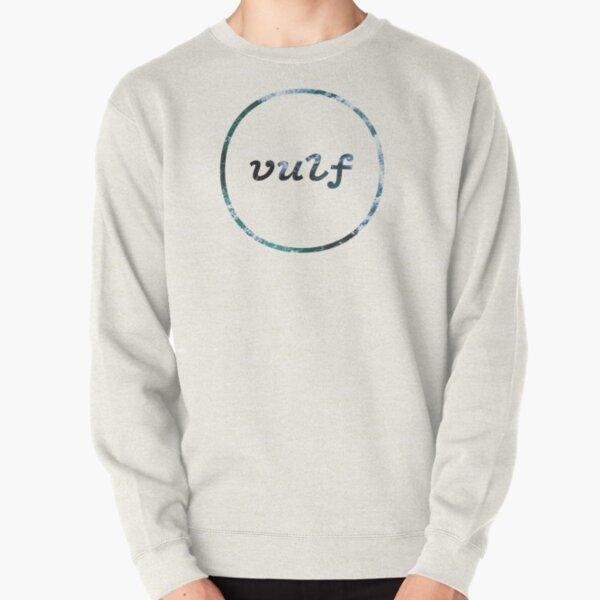 Vulfpeck Ocean logo Pullover Sweatshirt
