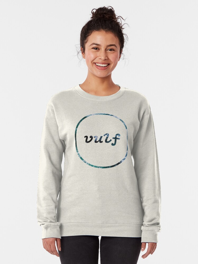 Alternate view of Vulfpeck Ocean logo Pullover Sweatshirt