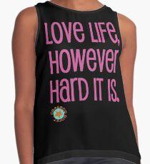 LOVE LIFE Kontrast Top
