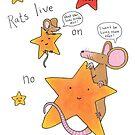 Rats Live On No Evil Star. by TakoraTakora