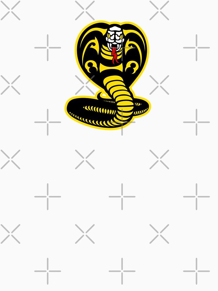 Cobra Kai Kobra von GEEKsomniac