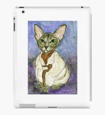 Star Wars Yoda Cat  iPad Case/Skin