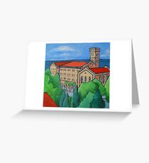 American University of Beirut Greeting Card