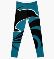 A Dolphin's Dreams..... Leggings