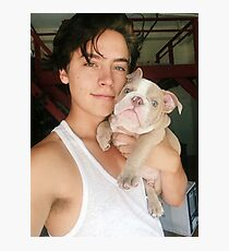 Cole sprouse Fotodruck