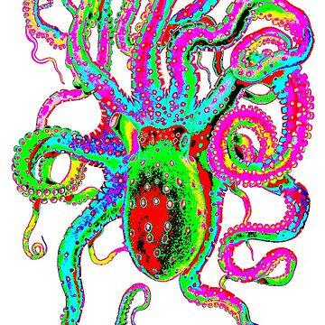 Krazy Kraken by BadHabitsLounge