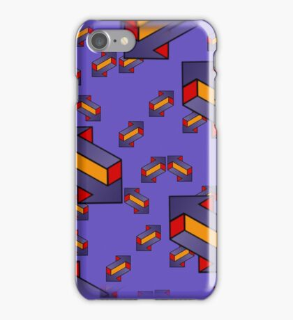 upload - download iPhone Case/Skin