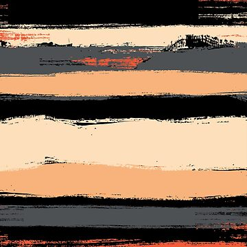 horizontal brush strokes,wallpaper style by naum100