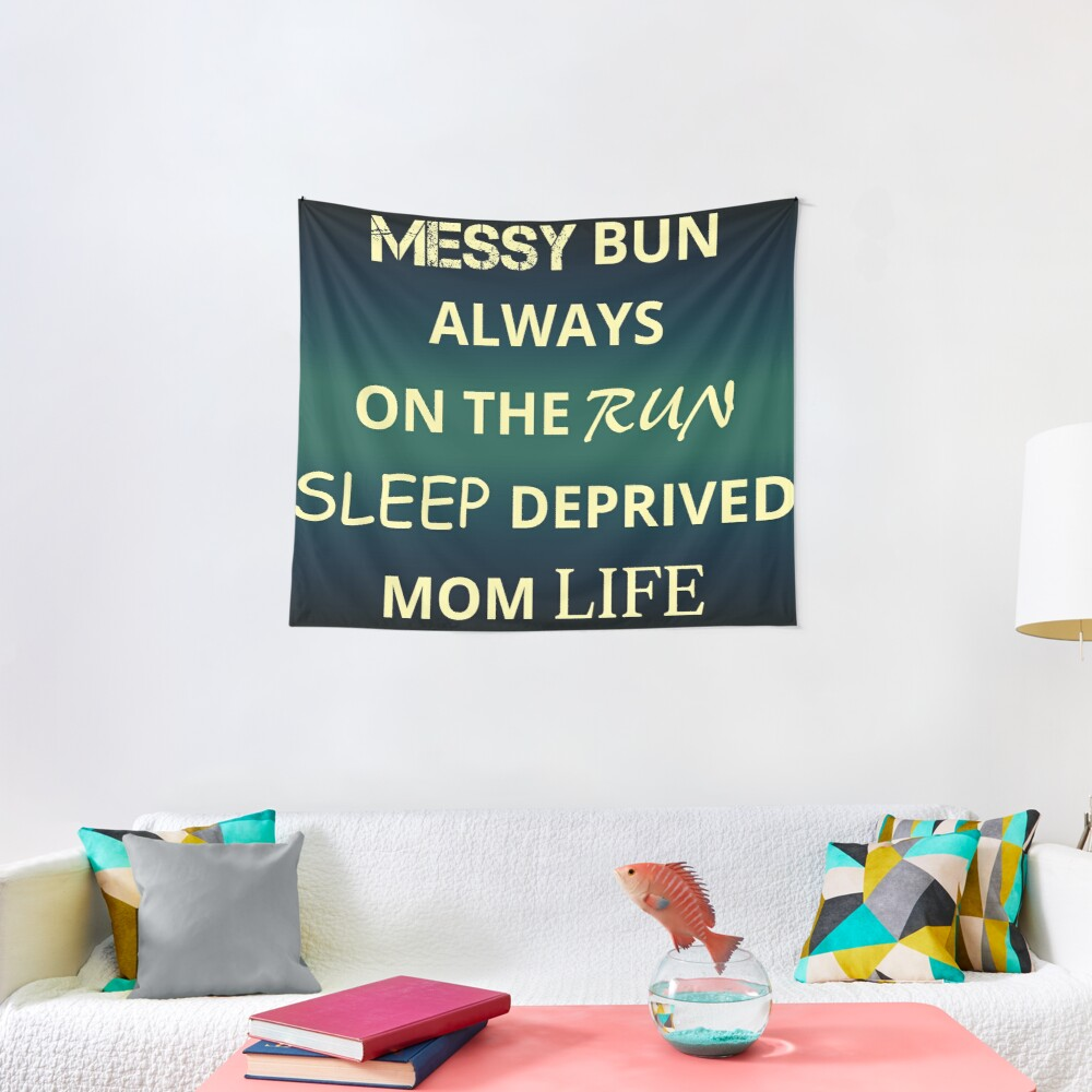 Funny Quote Creativity is Messy Life Happy Sofa Cushion Cover Case Tote bag