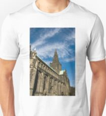 Glasgow Cathedral aligned Unisex T-Shirt