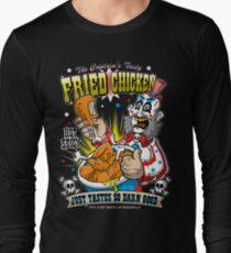 Tasty Fried Chicken Long Sleeve T-Shirt