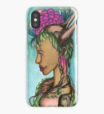 gracie iPhone Case