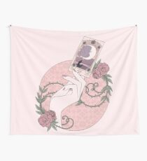 Crafty Witch: Tarot Card Wall Tapestry