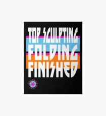 TOP SCULPTING - FOLDING - FINISHED Art Board