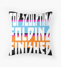 TOP SCULPTING - FOLDING - FINISHED Kissen
