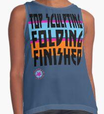 TOP SCULPTING - FOLDING - FINISHED Kontrast Top