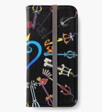 Kingdom Hearts Keyblades iPhone Wallet/Case/Skin