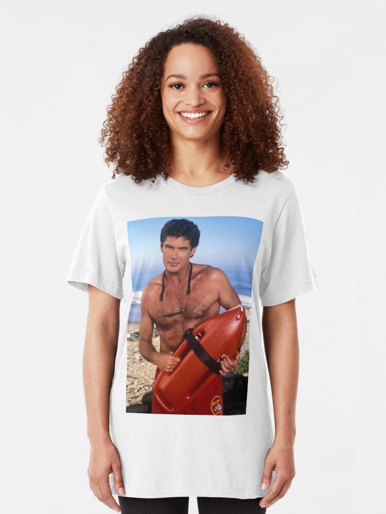 Alternative Ansicht von Der Hoff - Baywatch Slim Fit T-Shirt