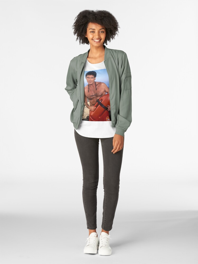 Alternative Ansicht von Der Hoff - Baywatch Premium Rundhals-Shirt