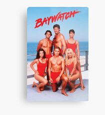 Orginal Baywatch Metal Print