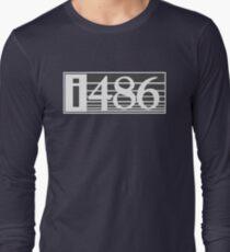 Intel i486 Long Sleeve T-Shirt
