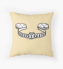 Turing machine Throw Pillow