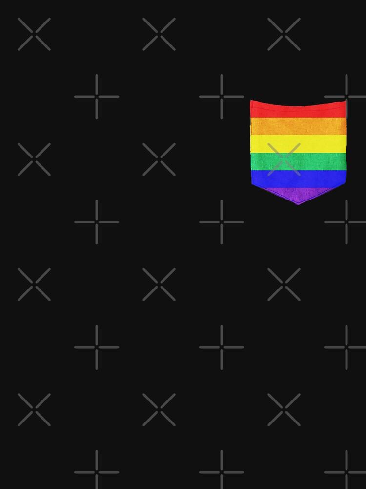 Rainbow Pocket LGBT Pride de rkhy