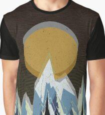 Mt. Schmutz Grafik T-Shirt