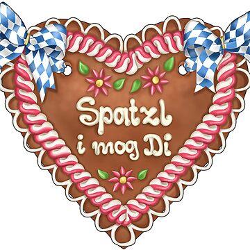 Gingerbread heart - txt by ARTemyzz