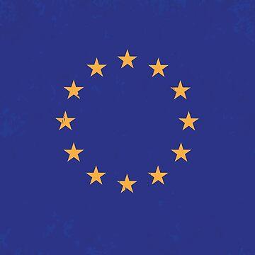 Flag of EU by quark