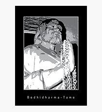 Bodhidharma - Tamo #2 Photographic Print