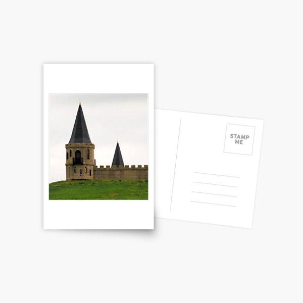 Castle Tower Postcard