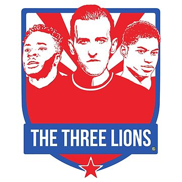 The Three lions  by bumfromthebay