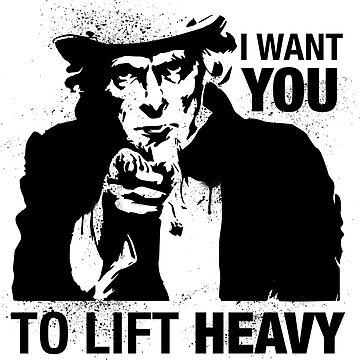 I Want You To Lift HEAVY by marianah