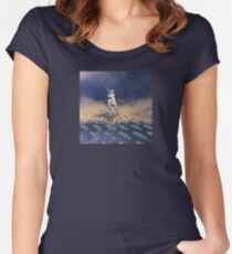 Poseidon's Domain Fitted Scoop T-Shirt