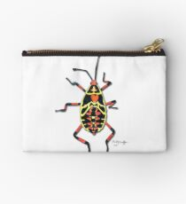 Colorful Insect Studio Pouch