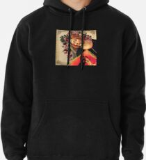 She Wore a Crown of Amaryllis Pullover Hoodie