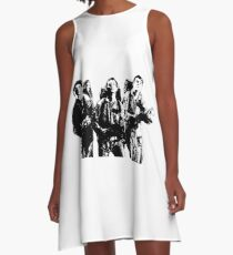 The Ghostbusters! A-Line Dress