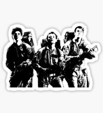The Ghostbusters! Sticker