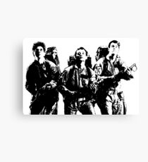 The Ghostbusters! Canvas Print
