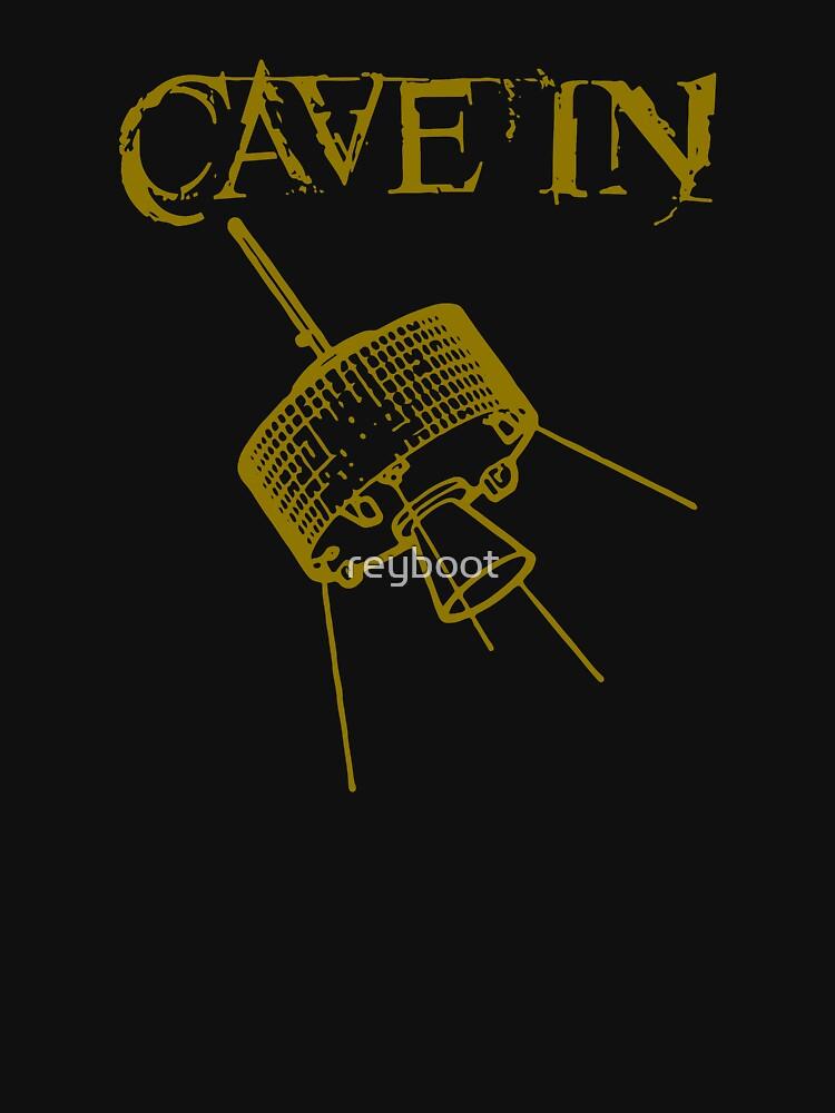 Höhle in der Antenne von reyboot