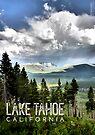 Storm Clouds Over Freel Peak (Lake Tahoe, CA) by Jared Manninen